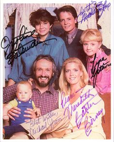 Family Ties - gotta love Michael J Fox