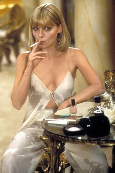 cocaine and french manicures | Scarface