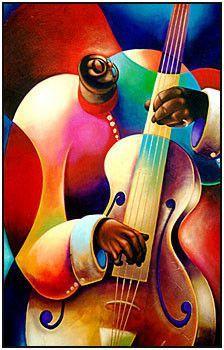 Mingus by Maurice Evans