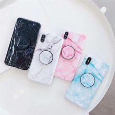 Colorful Glossy Marble Case with PopSocket - Cheap Phone Cases For Iphone 7 Plus - Ideas of Cheap Phone Cases For Iphone 7 Plus - Shipping Cell Phones Iphone 6 S Plus, Iphone 10, Diy Iphone Case, Coque Iphone 6, Iphone Phone Cases, Iphone Notes, Iphone Ringtone, Iphone Charger, Apple Iphone
