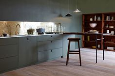 The Ladbroke // Naked kitchens // photographs by Malcolm Menzies 82mm // Design…
