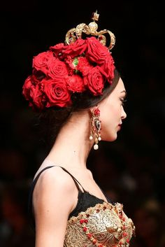 Dolce & Gabbana | Spring 2015 Ready-to-Wear Collection | Style.com