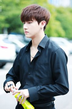 Monsta X Changkyun I.M cute