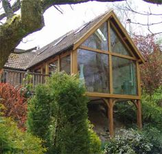 Nice Weu0027ve Found Another Great Idea For A Timber Glazed Extension To Meet Client  Requirements