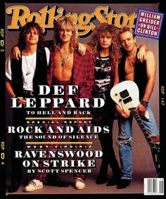 Def Leppard ('92) I have this!  Thanks lys.