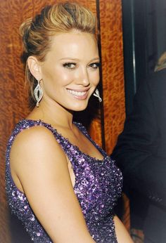 Hilary Duff... Sooo pretty!