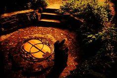 Chalice Well Garden / Vesica Piscis