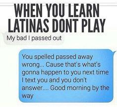 dating latina quotes dating a horrible texter
