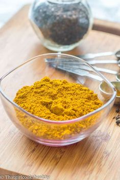 Jamaican curry powder - That Girl Cooks Healthy Jamaican Curry Powder, Homemade Curry Powder, Coconut Beef Curry, Beef Curry Stew, Eggplant Curry, Girl Cooking, Vegetable Soup Recipes, Powder Recipe, Jamaican Recipes