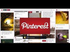Pinterest 2015 Tutorial for Education - YouTube