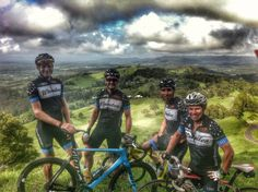 Training in Australia and running local group rides. www.cmitours.com  http://www.cmicycling.com/