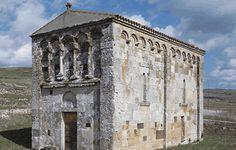 Semestene - chiesa di San Nicola di Trullas