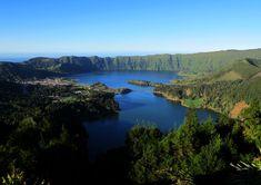 Cinco paisagens impressionantes na Ilha de São Miguel, nos Açores