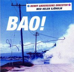 """Annons på Tradera: ABBA Benny Andersson CD """"BAO"""" signed by Benny himself!  With Helen Sjöholm."""
