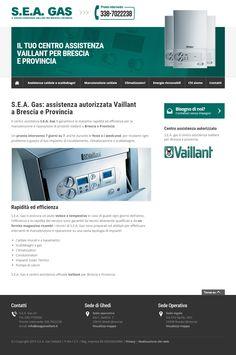 S.E.A. Gas Vaillant www.seagasvaillant.it