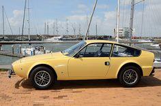 Alfa Romeo 1300 Junior Zagato 1970 side | Flickr - Photo Sharing!