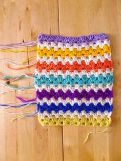 100 crochet patterns for beginners - I could use some of these, my crocheting stinks!