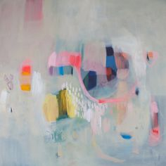 Glitterati - Lola Donoghue  36x36 Giclee print $200