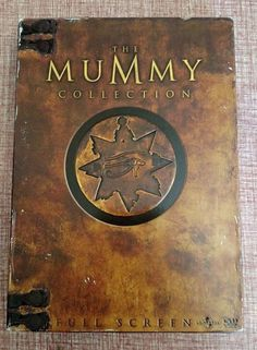The Mummy & Mummy Returns 1-2 DVD, 2002, 2-Disc Set, Full Screen Brendan…
