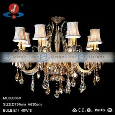 Fabric_shade_crystal_chandelier_light_K9_high.jpg (600×600)