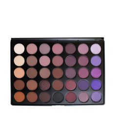 35 Colour Plum Eye Shadow Palette (35P) by Morphe Brushes - £20.75 from Cult Beauty