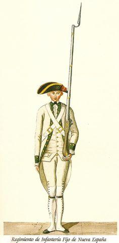 Regimiento Fijo de Nueva España