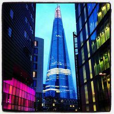 The Shard en London, Greater London