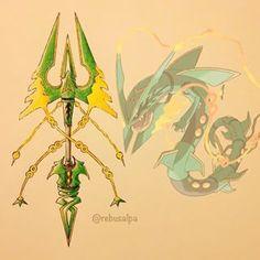 Omega Ruby/Alpha Sapphire: Pokeapon No. Entei Pokemon, Mega Pokemon, Pokemon Fan Art, Pokemon Fusion, Pokemon Games, Pokemon Pins, Pokemon Stuff, Anime Weapons, Fantasy Weapons