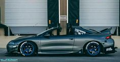 "radracerblog: ""Mitsubishi Eclipse 2G "" Tuner Cars, Jdm Cars, Mitsubishi Eclipse Gsx, Mitsubishi Motors, Toyota Mr2, Japan Cars, Sweet Cars, Modified Cars, Dream Cars"