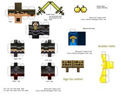 Minecraft Papercraft Budder!!!!!!!!!!!!!!!!!!!!!!!!!!!!!!!!!!!!!!!!!!!!!!!!!!