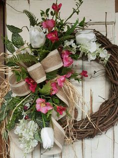 Check out this item in my Etsy shop https://www.etsy.com/listing/521477349/front-door-wreath-summer-wreath-spring