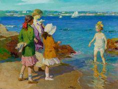 Art History News: EDWARD HENRY POTTHAST at Auction