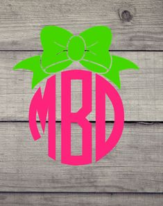 Monogram with Bow decal-Auto-Laptops-yeti-cell phones - VINYL decals - laptop Cell Phones In School, T Mobile Phones, Cell Phones For Sale, Newest Cell Phones, Best Mobile Phone, Best Phone, Cell Phone Contract, Cell Phone Service, Cell Phone Wallet