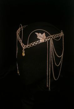 Diadema elementos Medieval hoja de plata Arwen swarovski boda del tocado corona tiara lotr Find More Beautiful Wedding Dress at http://Nadhaweddingfashion.com