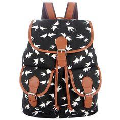 Item Type: BackpacksBackpacks Type: SoftbackCarrying System: Arcuate Shoulder StrapExterior: Flap PocketRain Cover: NoInterior: Interior Slot PocketInterior: Ce  https://www.stylishntrendier.com