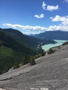 The Chief, Squamish BC July 3, 2016