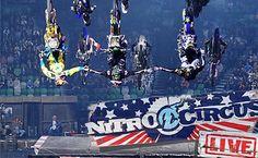 Nitro Circus...Motocross Freestyle