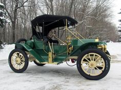 1911 Buick Model 26 Roadster Runabout Convertible (Buick Motor Car Co. Retro Cars, Vintage Cars, Antique Cars, Buick For Sale, Buick Models, Buick Cars, Old Classic Cars, Old Trucks, Hot Cars