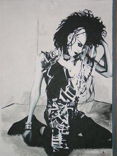 Johnny Melton Slut by Razorcandi