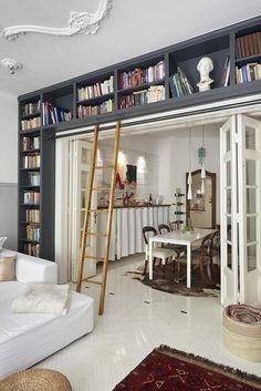 Egy lakberendező otthona - Lakáskultúra magazin
