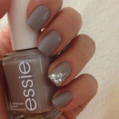 beige with silver sparkle