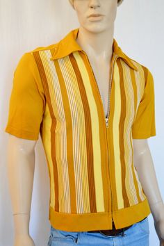 1960s polo shirts