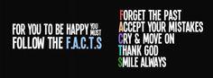 F.A.C.T.S. Facebook Cover
