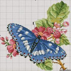 Sweet Home: Tikkitud liblikad.