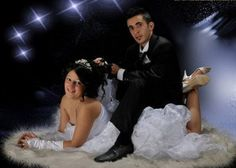 I hope your prom pics didn't look like this.