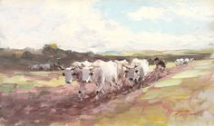 Buy online, view images and see past prices for Nicolae Grigorescu, The Ox Plow. Invaluable is the world's largest marketplace for art, antiques, and collectibles. Painting Frames, Painting & Drawing, The Last Judgment, The Faceless, Eritrean, Surfboards, Ox, The Collector, Farmers