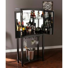 Luxury Modern Bar Cabinets for Home