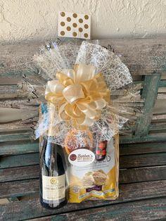 Gluten Free and Wine Basket Gourmet Gift Baskets, Wine Baskets, Barber Gifts, Palm Beach Fl, Corporate Gifts, Congratulations, Birthdays, Gluten Free, Hampers