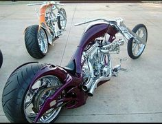 Martin Brothers Custom Choppers | Best Motorcycles | Totally Rad Choppers