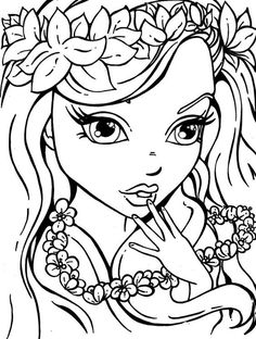 Lisa Frank Coloring Pages To Print Mermaid Book Pattern
